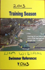 My Dover Harbour training card