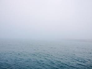Twas a bit misty throughout