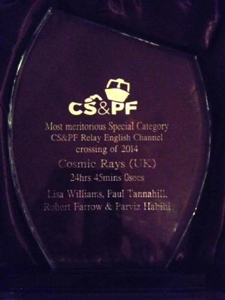 COSMIC Rays Team Trophy