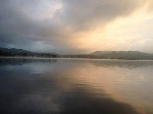 Break of Dawn on Windermere