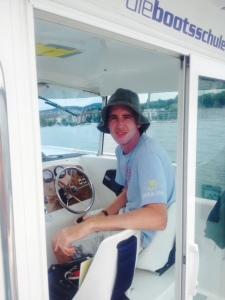 Mat our pilot